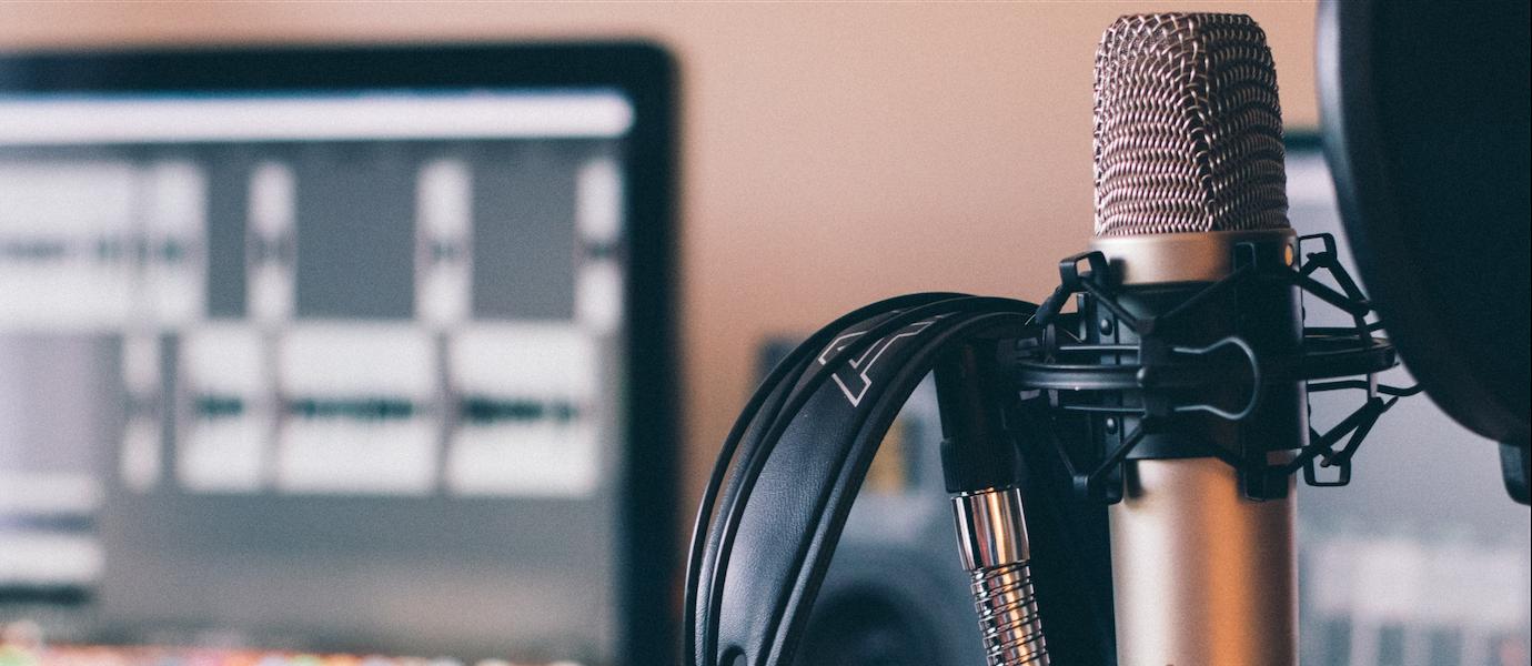 Oficina de podcast para pesquisadores